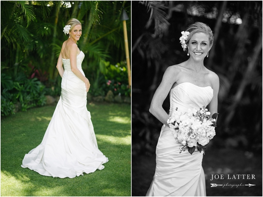 0015 Hawaii Wedding Oahu Kualoa Ranch Photographer