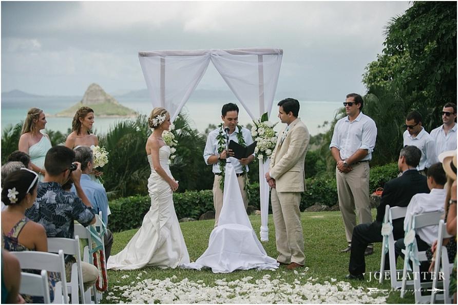 0033 Hawaii Wedding Oahu Kualoa Ranch Photographer