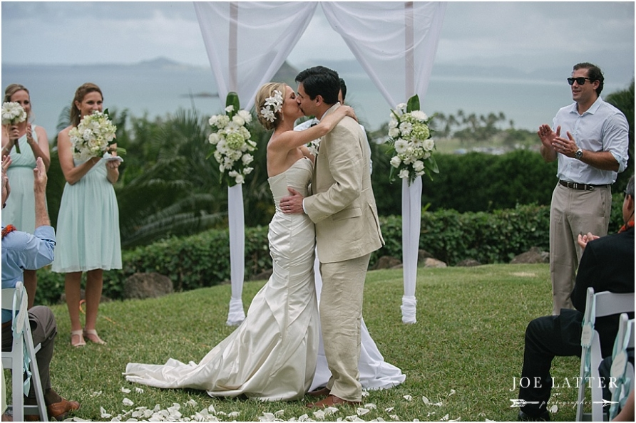 0034 Hawaii Wedding Oahu Kualoa Ranch Photographer