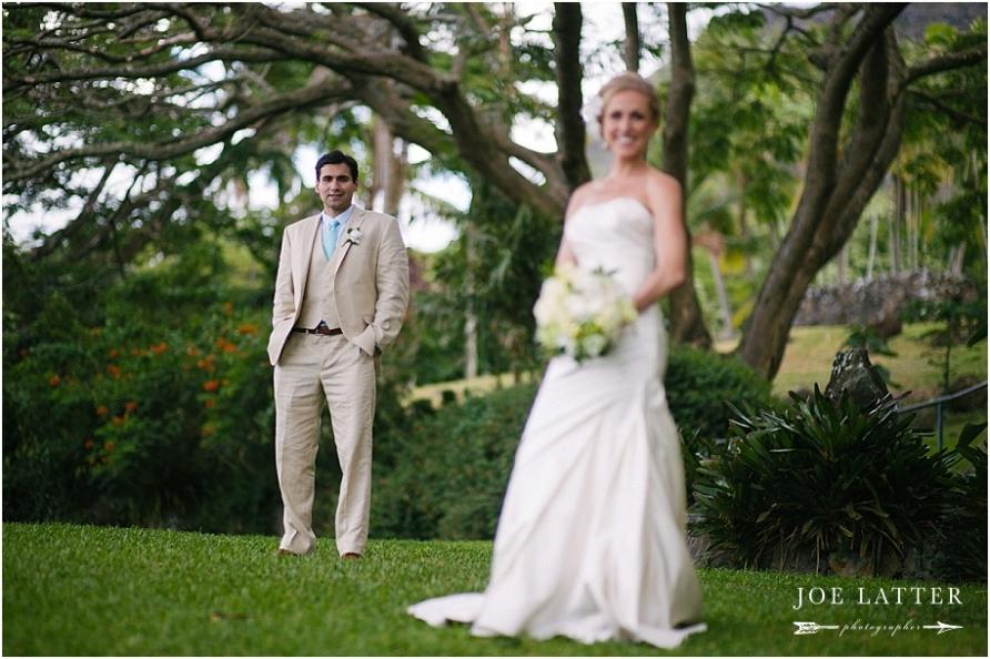 0040 Hawaii Wedding Oahu Kualoa Ranch Photographer