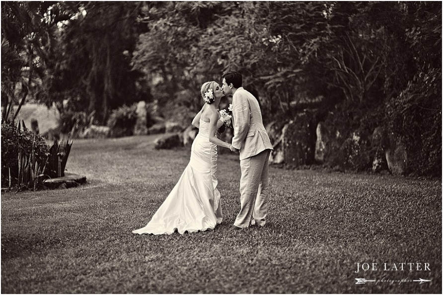 0042 Hawaii Wedding Oahu Kualoa Ranch Photographer