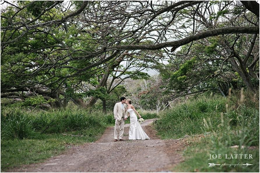 0044 Hawaii Wedding Oahu Kualoa Ranch Photographer