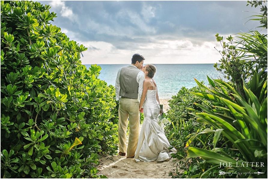 0055 Hawaii Wedding Oahu Kualoa Ranch Photographer