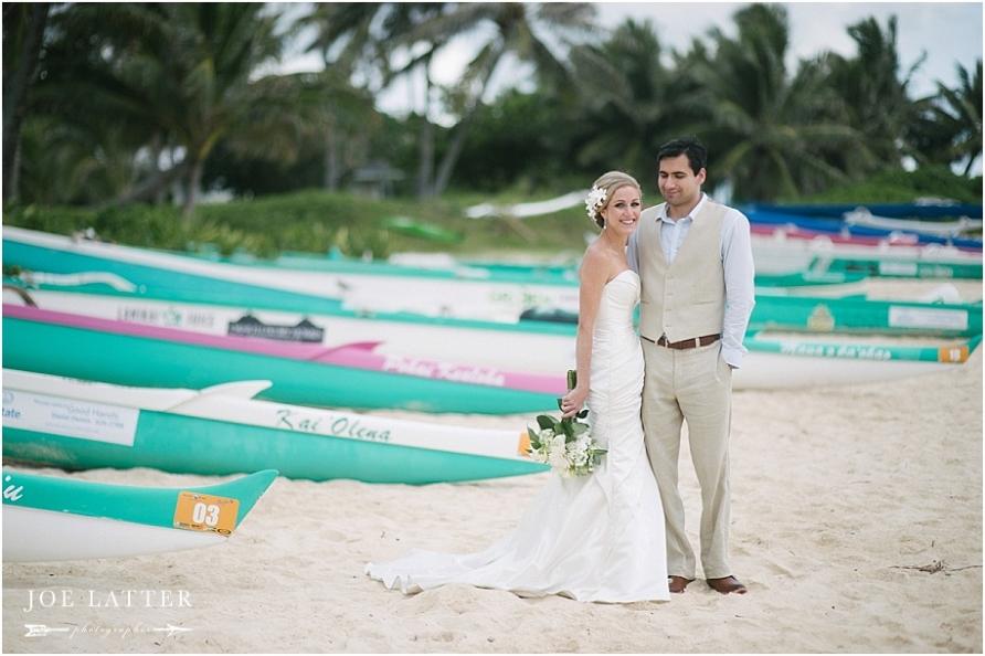 0058 Hawaii Wedding Oahu Kualoa Ranch Photographer