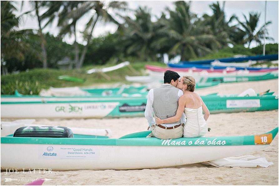 0067 Hawaii Wedding Oahu Kualoa Ranch Photographer