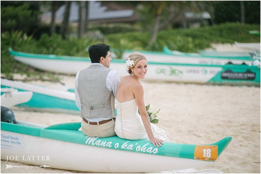 0068 Hawaii Wedding Oahu Kualoa Ranch Photographer