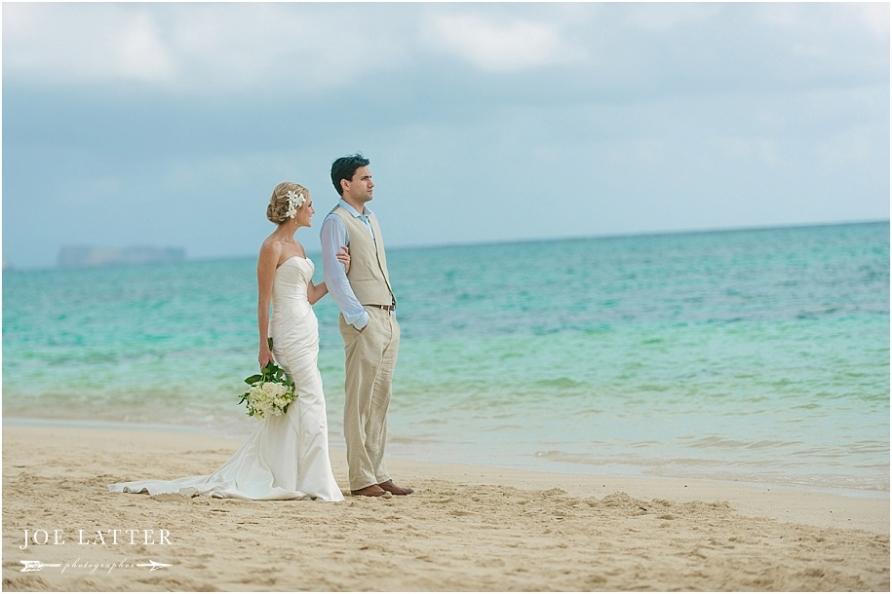0073 Hawaii Wedding Oahu Kualoa Ranch Photographer