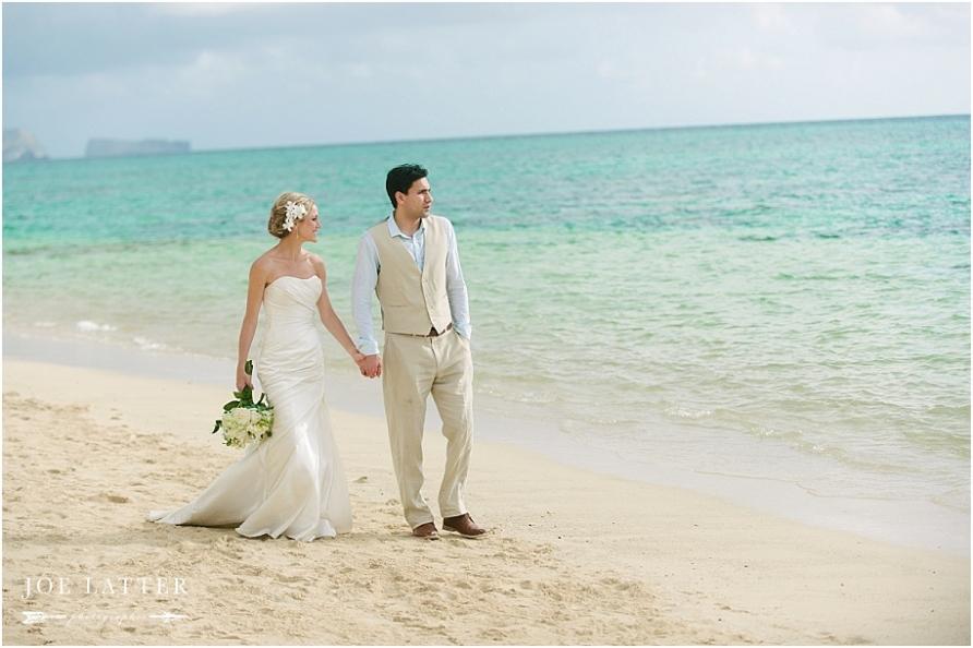 0074 Hawaii Wedding Oahu Kualoa Ranch Photographer