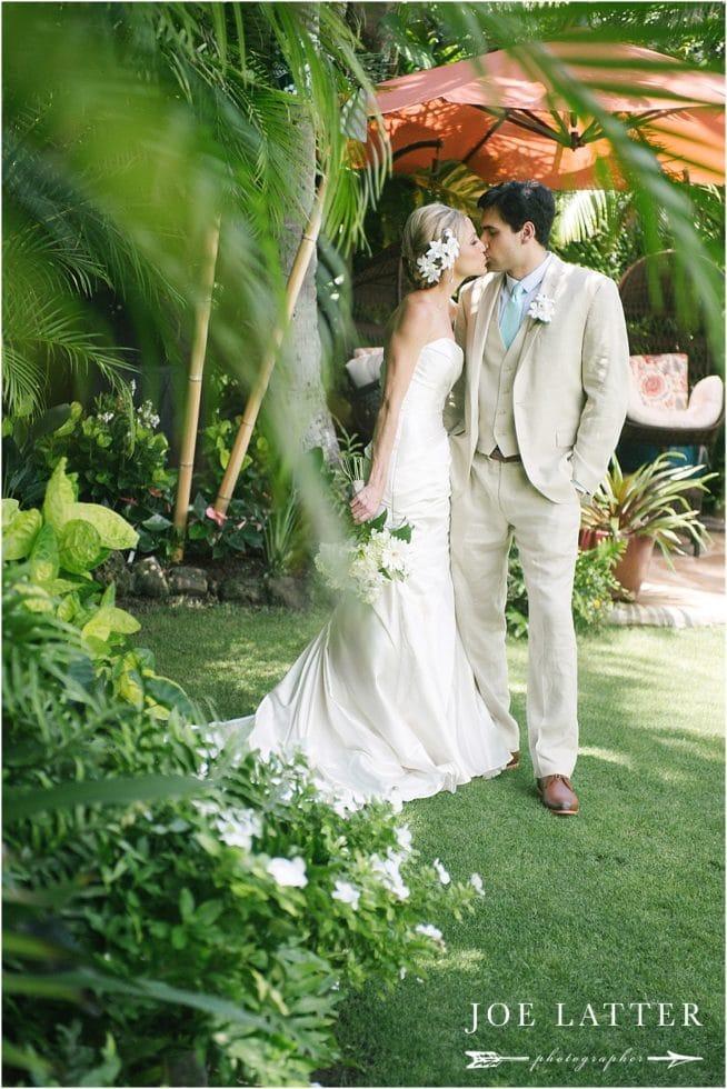 0018 Hawaii Wedding Oahu Kualoa Ranch Photographer