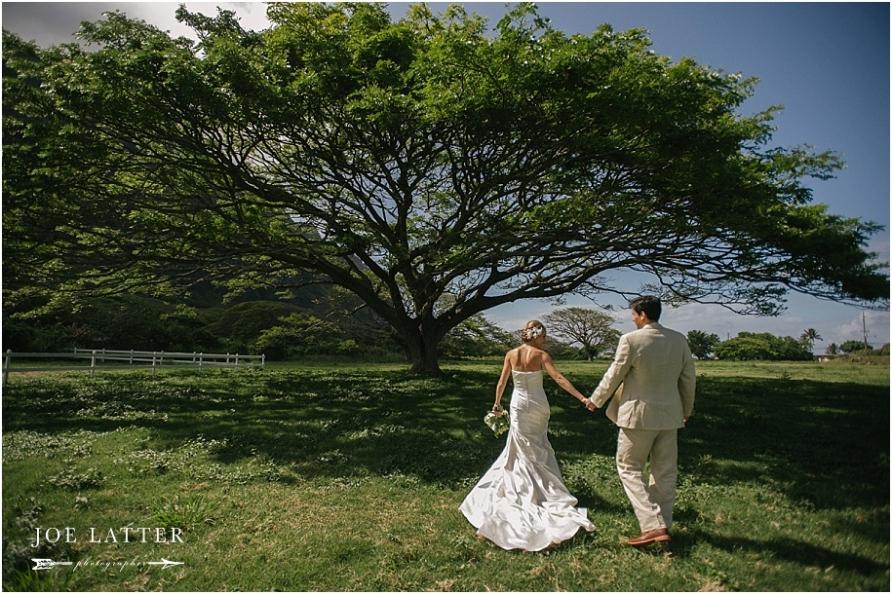0024 Hawaii Wedding Oahu Kualoa Ranch Photographer