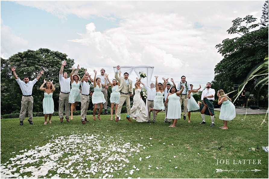 0036 Hawaii Wedding Oahu Kualoa Ranch Photographer