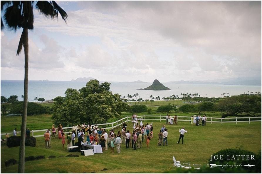 0043 Hawaii Wedding Oahu Kualoa Ranch Photographer