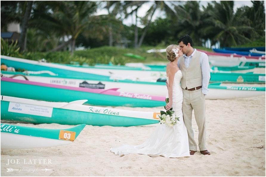 0057 Hawaii Wedding Oahu Kualoa Ranch Photographer