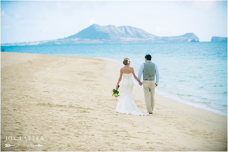 0069 Hawaii Wedding Oahu Kualoa Ranch Photographer